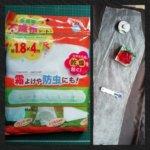 洋裁型紙のハトロン紙の代用品は100均にある?不織布の再利用と使い方は?